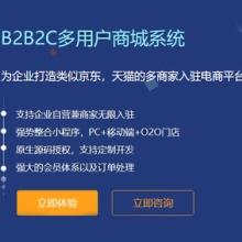 韬沃科技B2B2C电商系统为您打造类似天猫、京东的电商平台