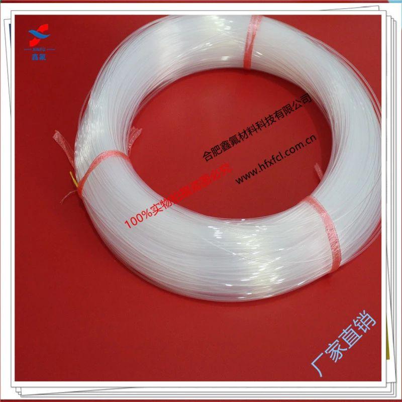 厂家直供耐腐蚀化学仪器专用FEP管,铁氟龙透明软管