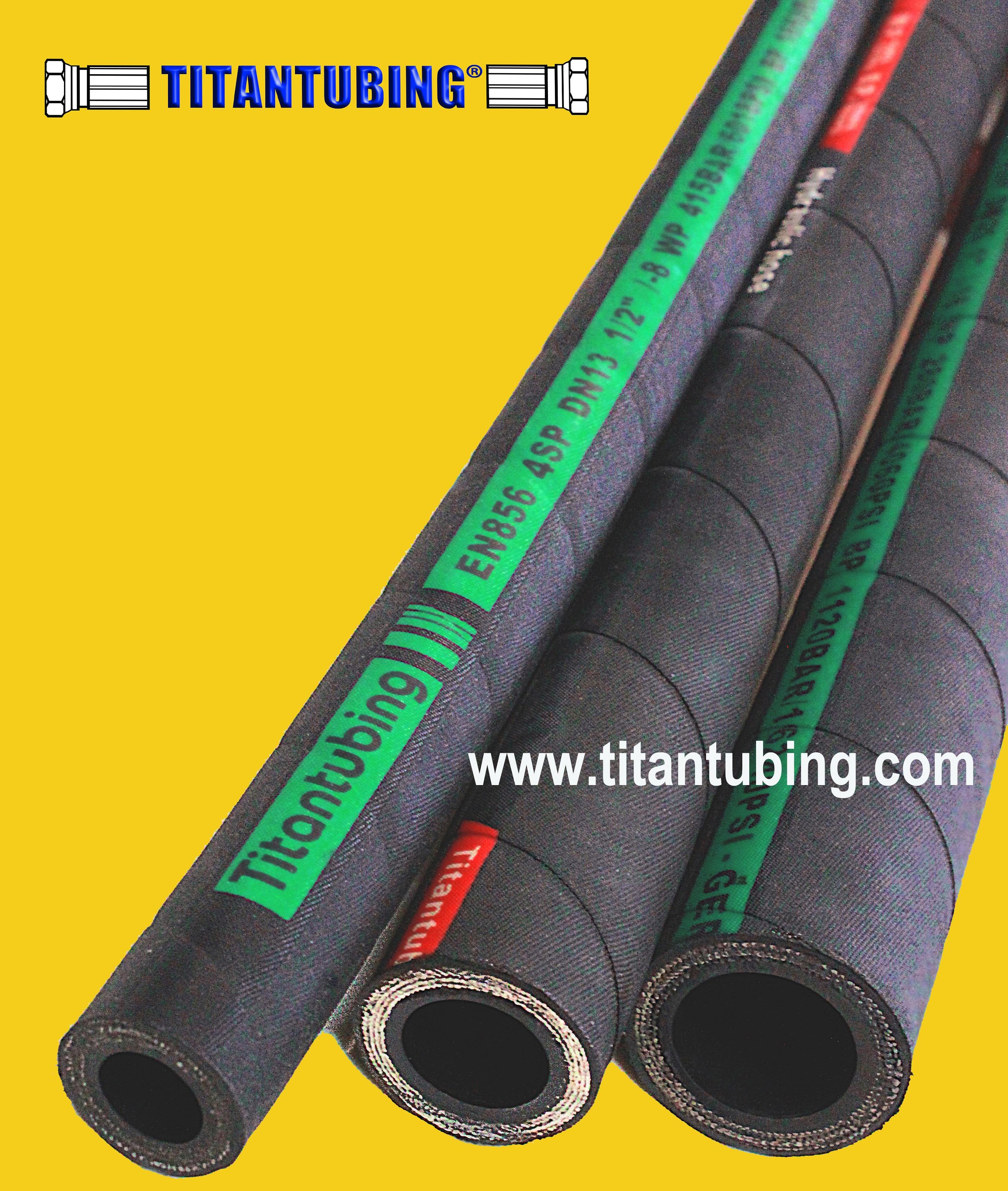 hydraulic橡胶软管 液压胶管 SAE 100R 胶管