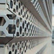 铁板冲孔网 消音网 装饰圆孔网板图片