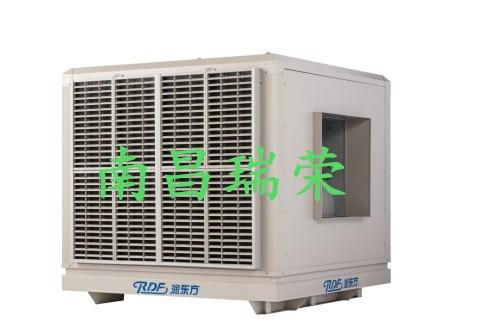 玻璃制品生产车间降温水冷空调投资成本低降温效果好