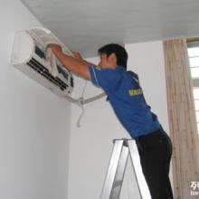 万江空调拆装电话24小时服务 专业上门空调移机 加氟 拆机 装机 清洗保养换支架批发