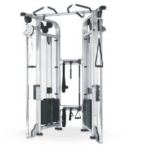 多功能训练器(小飞鸟)小飞鸟综合训练器 龙门架力量训练套装组合多功能健身商用图片