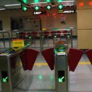 南京工地刷卡人行员工通道进出设备图片