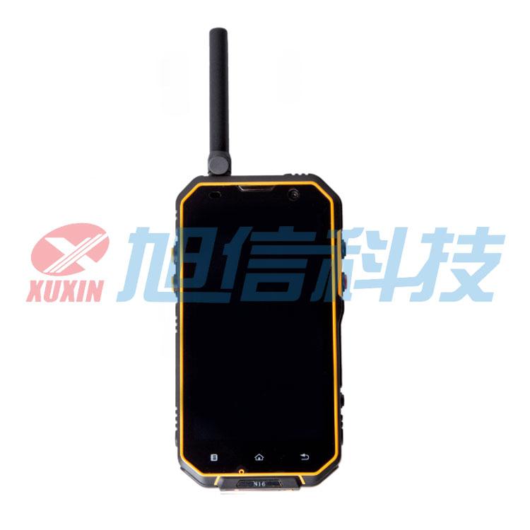 N16防爆智能对讲手机 对讲距离2KM 带对讲天线