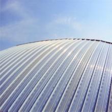 65直立锁边系统 65-430型体育馆专用铝镁锰板 金属屋面板