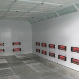许昌红外汽车烤漆房