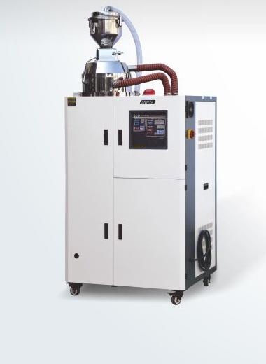 信泰SCD系列除湿干燥送料组合 三机一体 信泰机械 工作原理