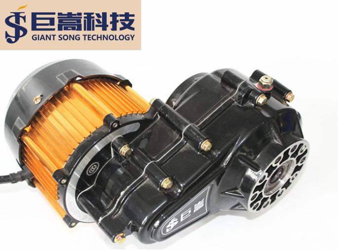 巨嵩电动两轮车电机 厂家直销 电动三轮车 无刷直流 交流异步电机