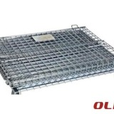 【品质保证】深圳olis堆可折叠式仓储笼