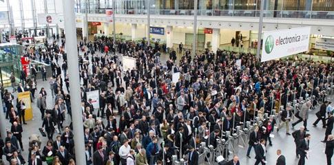 德国慕尼黑元器件展2018年参展火热报名