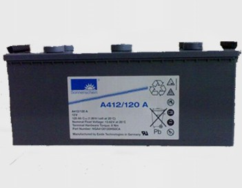 南京德国阳光蓄电池A412/120A 德国阳光蓄电池A412系列120AH 德国阳光A412/120A