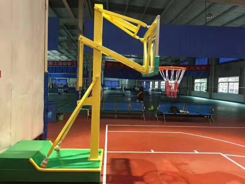 篮球架校园体育器材指定厂家