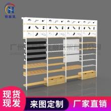 广州名创优品货架饰品零食货架厂家直销