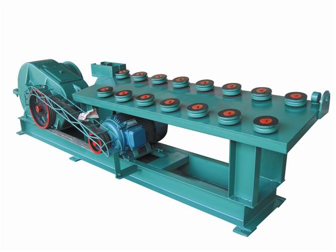钢筋拉伸减径机械螺纹钢延伸机 钢筋延伸机