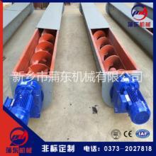 GX200管式螺旋上料机 GLS200管式螺旋输送机 管式绞龙输送机图片
