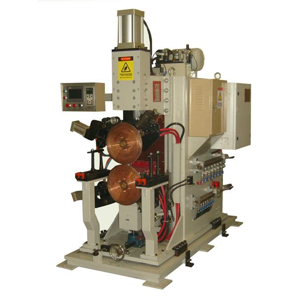 山东滚焊机缝焊机 青岛豪精滚焊机销售