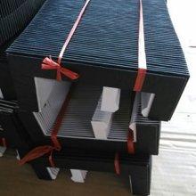 江苏耐高温风琴导轨防护罩图片/盐山振凯机床附件