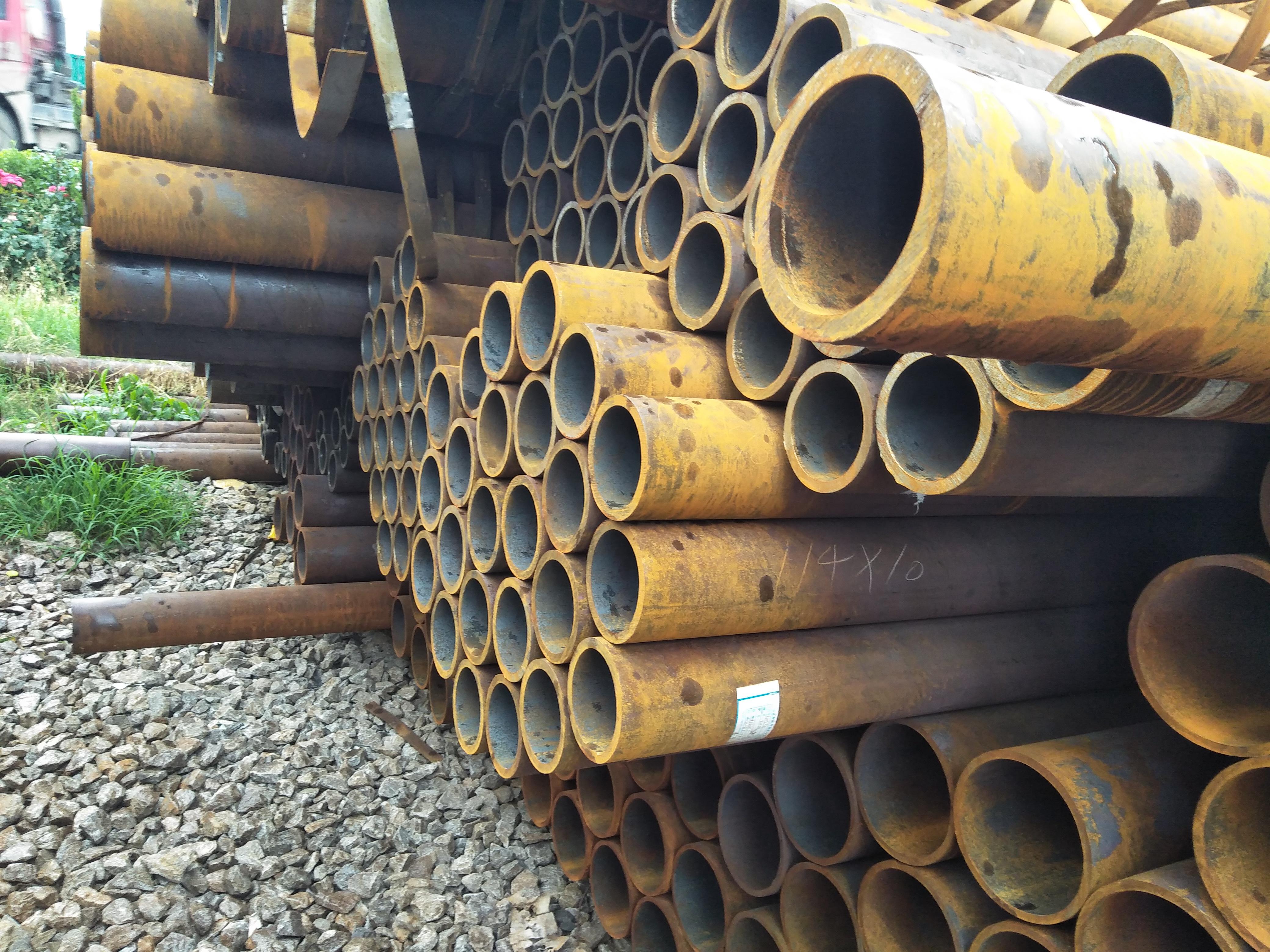 聊城Q345B无缝管规格 安阳Q345b无缝钢管价格行情山东无缝钢管行情