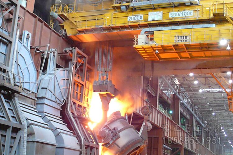 YZ型100/32t铸造起重机,铸造行车制造厂家