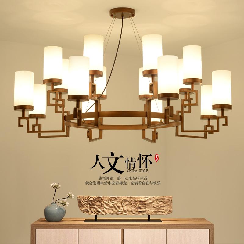 3071新中式灯具