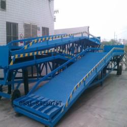8噸移動式液壓登車橋特價新款集裝箱卸貨平台