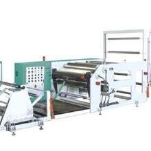 无纺布透气胶带涂布机 热熔胶细布热熔胶化学片涂布机生产线图片