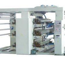 6色聚丙烯无纺布袋柔版印刷机 瑞安六色衬衫袋凸版印刷机(图