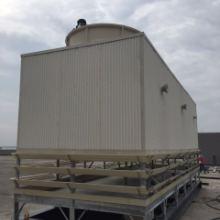 玻璃钢冷却塔厂家 佛山玻璃钢冷却塔厂家直销 圆形逆流冷却塔 方形横流式冷却塔