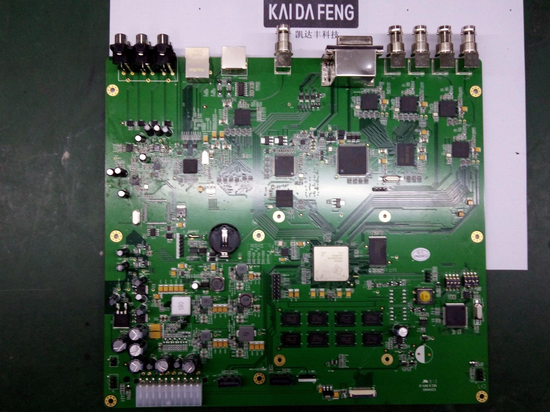 供应用于数码医辽产品|手机板|工控板的承接手机板平板电脑消费SMT贴片加工厂 数码电子产品