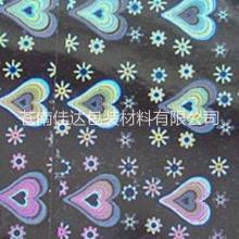 供应镭射镀铝膜 PVC彩色镭射膜批发 珠光镭射膜厂家直销图片