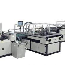 精装书皮壳机 全自动皮壳机  供应全自动上胶水机 包皮壳机 封面机批发