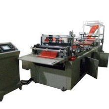 自动上拉链头制袋机 专用于封切高压PE夹链袋的厂家批发