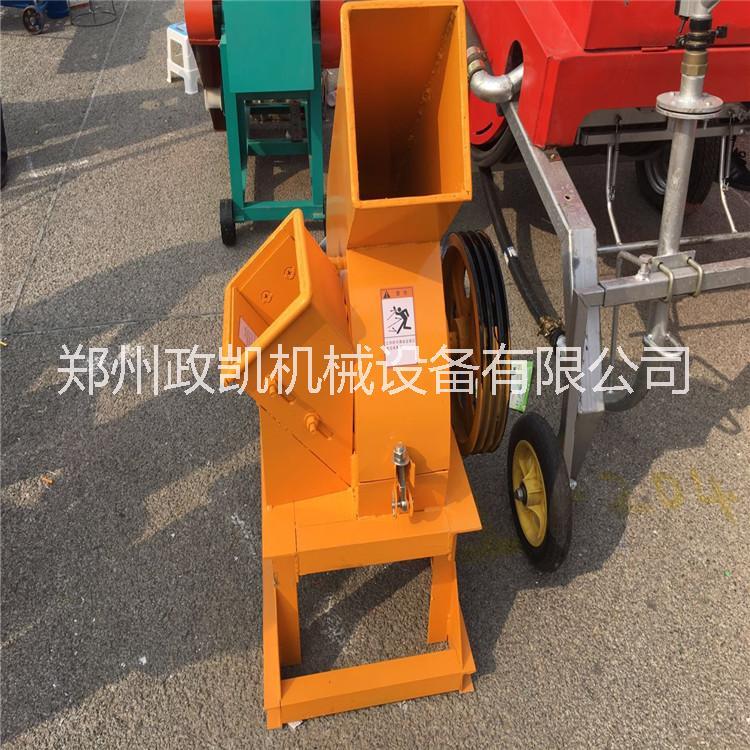 南宁市木材切片粉碎机加工设备 鼓式边角料削片机 大型边角料粉碎机