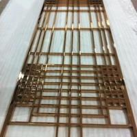不锈钢定制屏风 古典屏风 中式屏风 专业定制
