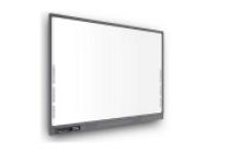电子交互白板一体机一体化设计:OPS电脑、红外白板、中控、音响、无线MIC单元集成在整个框架内,非拼接式结构批发