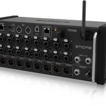 迈达斯MR12 MIDAS 12路机架式数字调音台大量批发 演出调音台 迈达斯数字调音台 专业音响系统 专业音响舞台灯批发