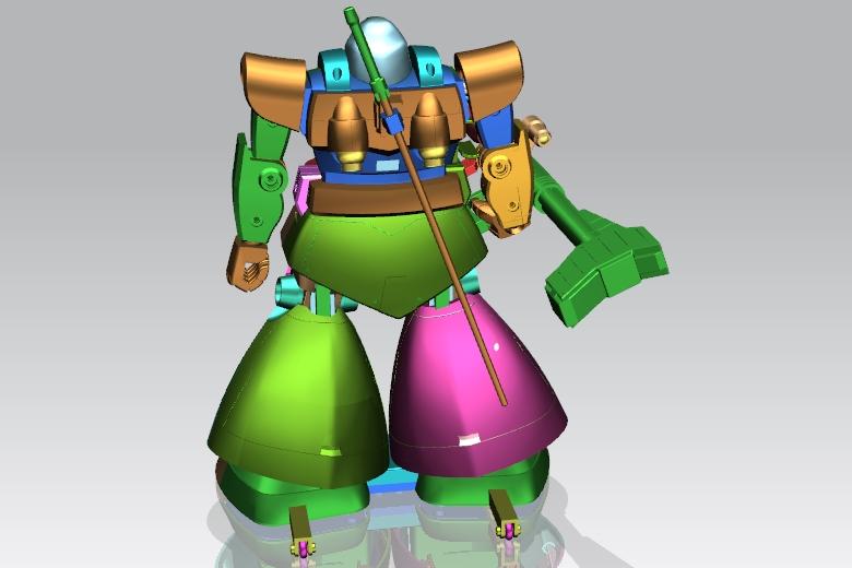 塑料制品结构设计,传动或运动结构设计,复杂3D曲面设计