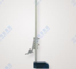 供应高度游标卡尺0-300高度尺销售哈量高度游标卡尺