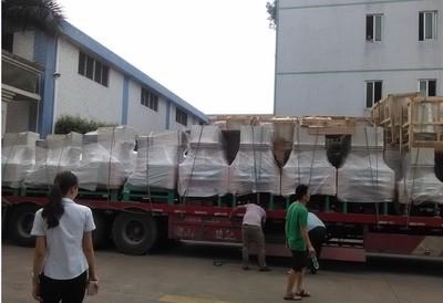 广州文穗品牌生产塑料破碎机/塑料干燥机/工业冷水机/模温机厂家