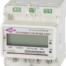 供应单相电表DDSY8899 先缴费后用电智能电表图片