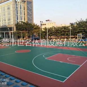 5MM硅PU球场图片