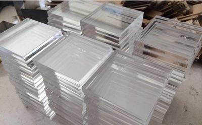 贝赛斯亚克力板材加工 有机玻璃 PMMA 透明塑胶板 板材 定制 厚度
