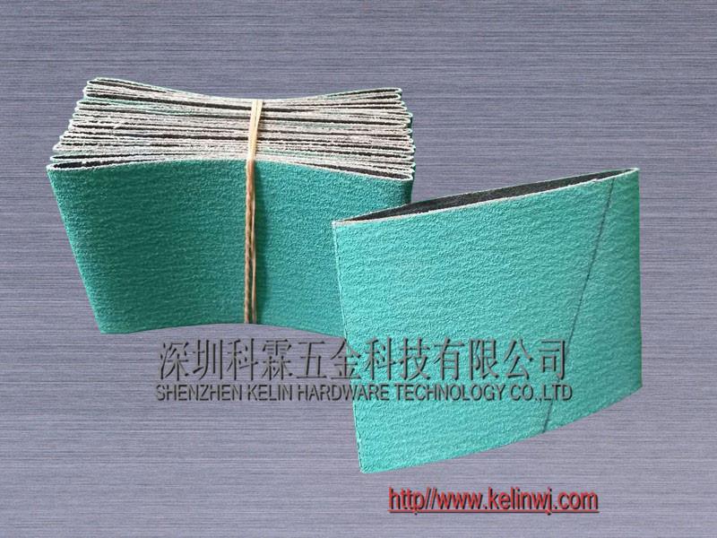 铝合金抛光拉丝轮、表面拉丝轮、拉丝轮生产厂家 283*100锆钢玉砂筒