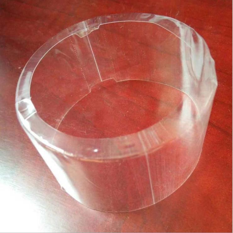 透明胶冒饮料胶冒果汁胶冒 酱菜瓶透明胶冒 农药胶冒热缩胶帽