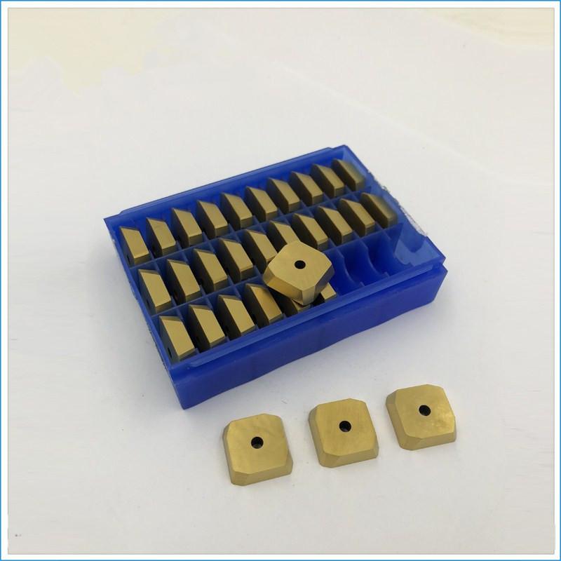 硬质合金铣刀片