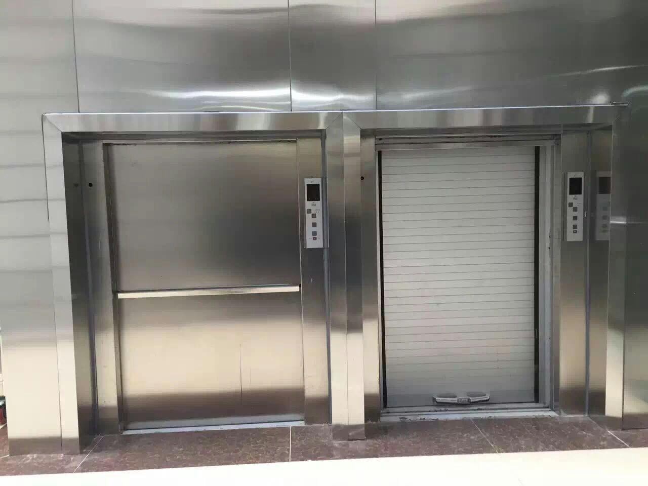 供应饭店专用传菜电梯  奥普斯餐梯TWJ-100 传菜电梯  餐梯   饭梯 奥普斯传菜电梯