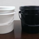 【供应】16L硅胶包装桶 耐用粘和剂 电子材料化工桶 量大从优