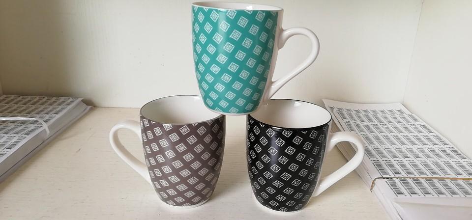 陶瓷杯厂家直销,欢迎来电咨询 手绘杯