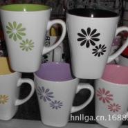 国安陶瓷杯图片